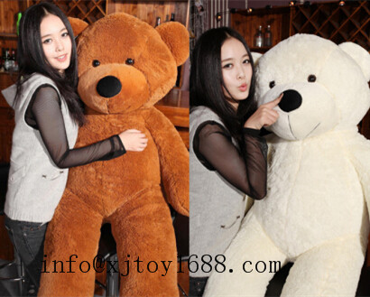 huge teddy bear