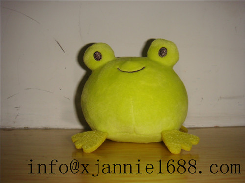 customize frog