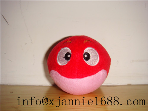 customize red ball