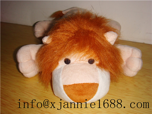 customize lion puppet